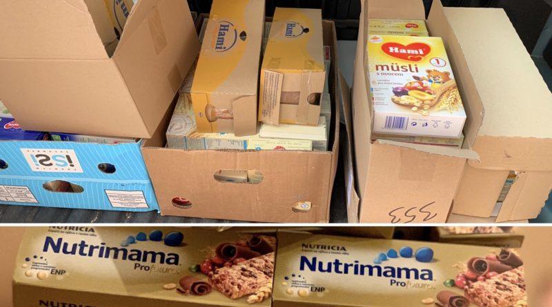 Dar od Nutricie pomohl maminkám